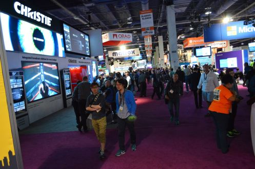 In the NABSHOW
