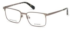 Guess Mens GU1965 Matte Gunmetal