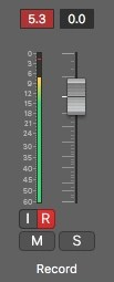 Logic Pro X Overloaded Meter