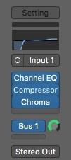 Logic Pro X plugins