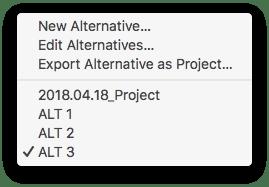 Logic Pro X Project Alternatives