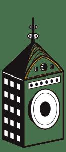 Brass Palace Recording Logo