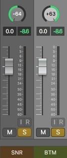 Logic Pro X Hard Pan