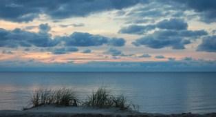 Sunset Sky from Empire Beach