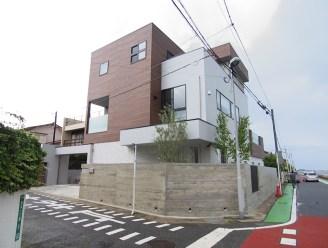 豊浜の住宅