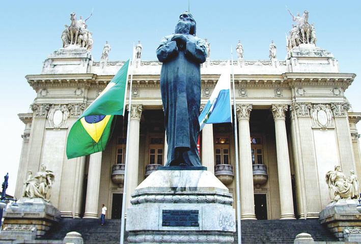 Rio de Janeiro Historic Center