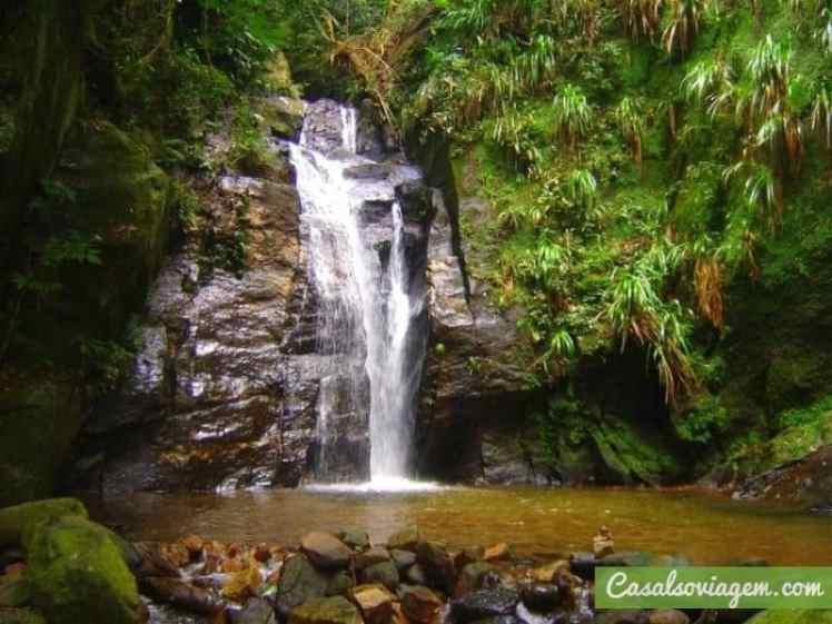 Cachoeira do Chuveiro