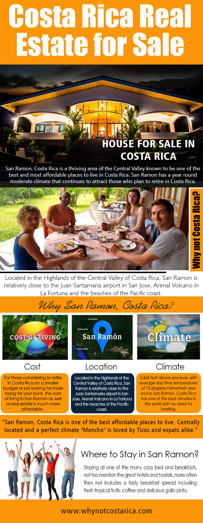 San Ramon Costa Rica Properties For Sale