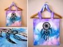 Dyed Dream Catcher_Kolaj