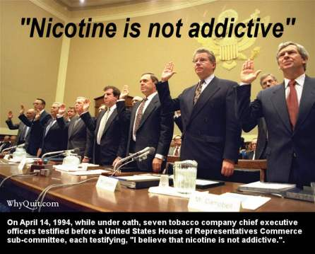 Image result for cigarette warnings mandate