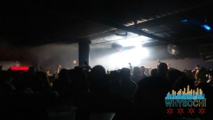 Crowd - Mark Farina at Smartbar