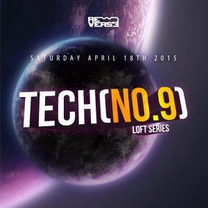 techno 9 flyer