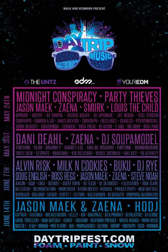 day trip fest 2015 daily lineup