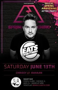 eats everything saturday june 13 smart bar