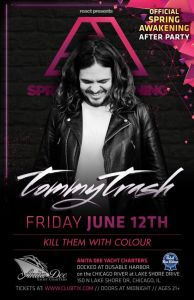 tommy trash friday june 12 boat party