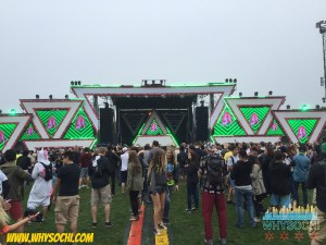 The Equinox Stage