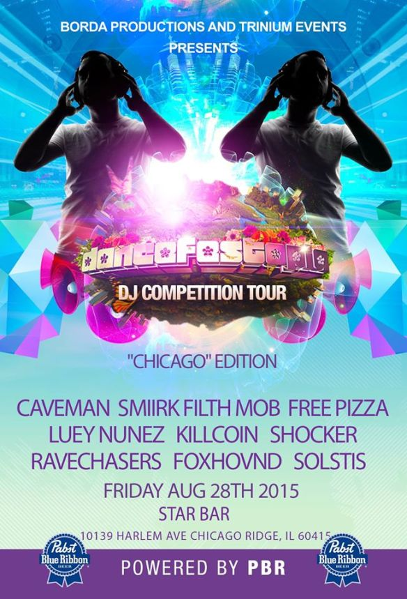 dancefestopia chicago dj competition