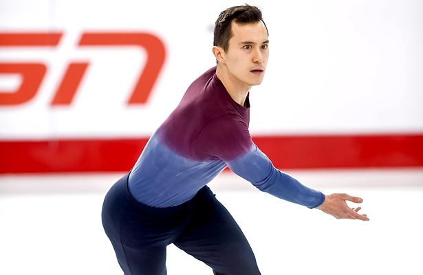 Patrick Chan performs his long program at the 2017 Canadian National Figure Skating Championships.