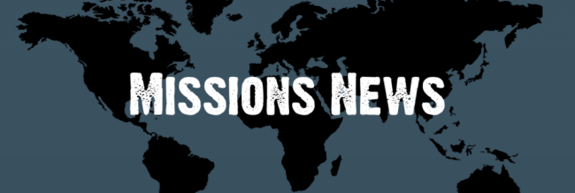 Missions News Banner