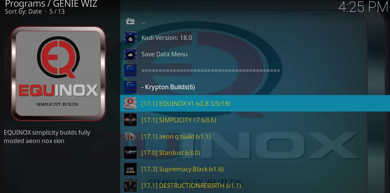 How to Install Equinox Kodi Build for Firestick - Why The