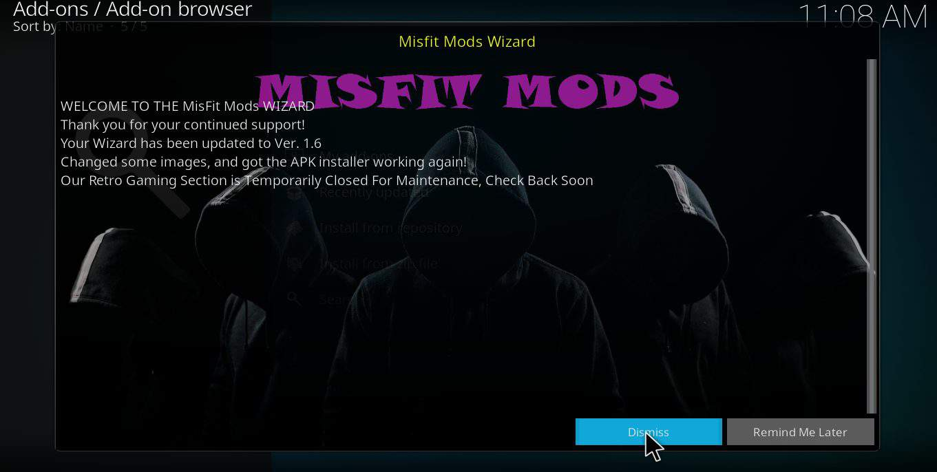How to Install Misfit Mods Lite Kodi Build - Why The Lucky Stiff