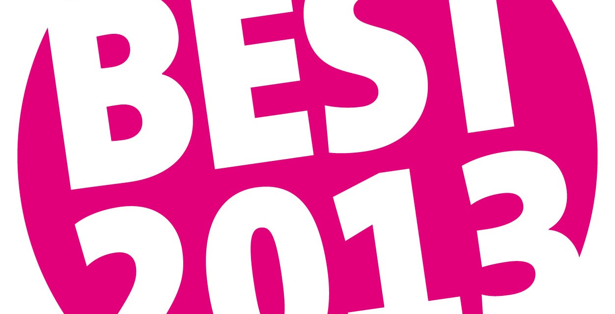 Best Books List: 6 Best Books of 2013