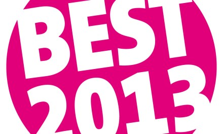 Best Books List: 6 Best Books of 2013