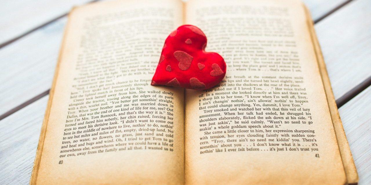 Be My Valentine Romance Book List