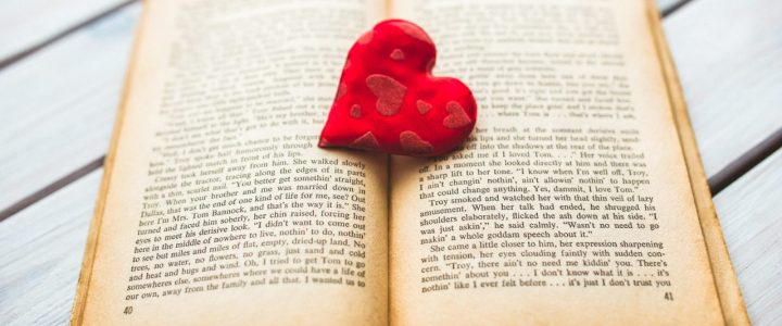 Be My Valentine Romance Book List