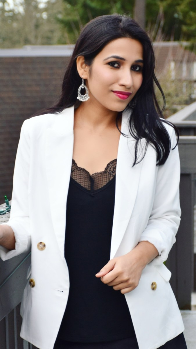 Ways To Style A Blazer ft Lookbook Store - WhyToStop!