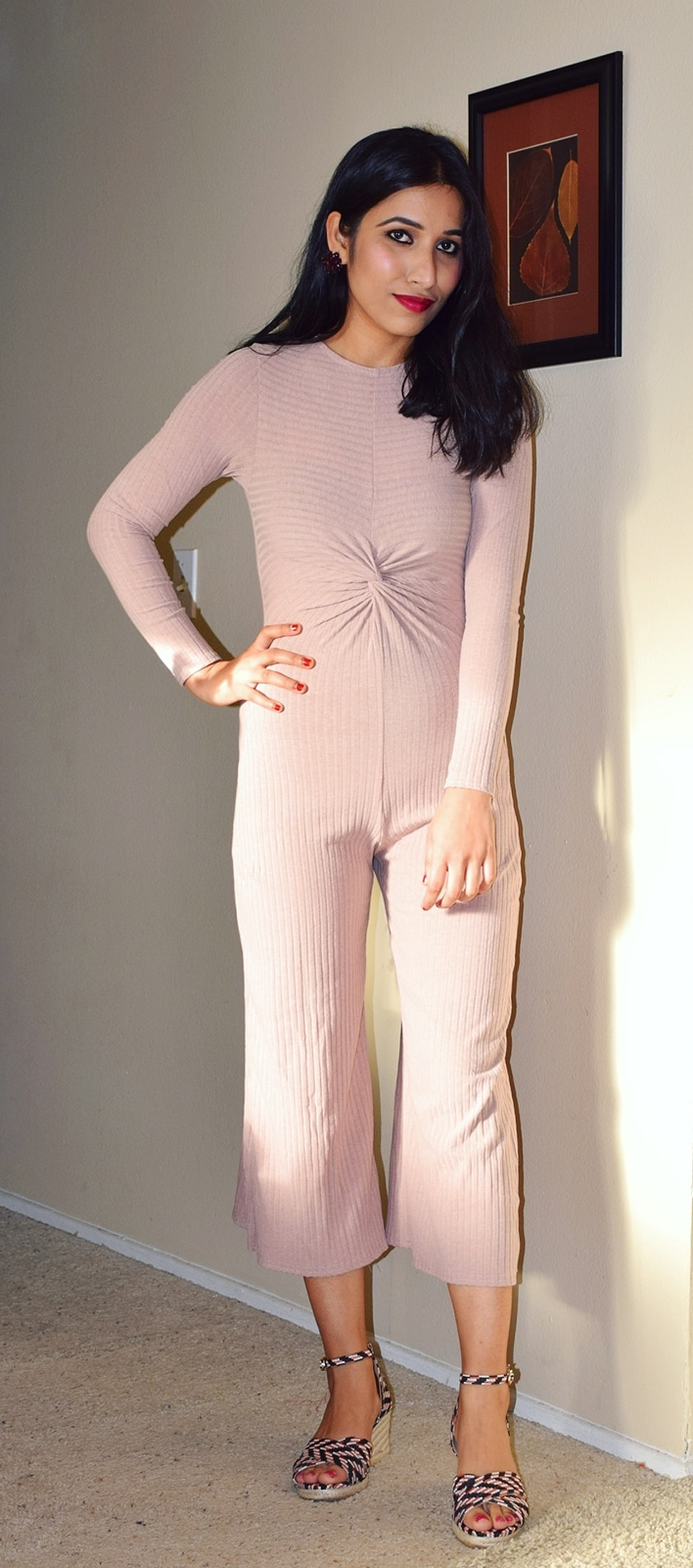 https://femmeluxefinery.co.uk/products/rose-front-twist-culotte-ribbed-jumpsuit-fiona