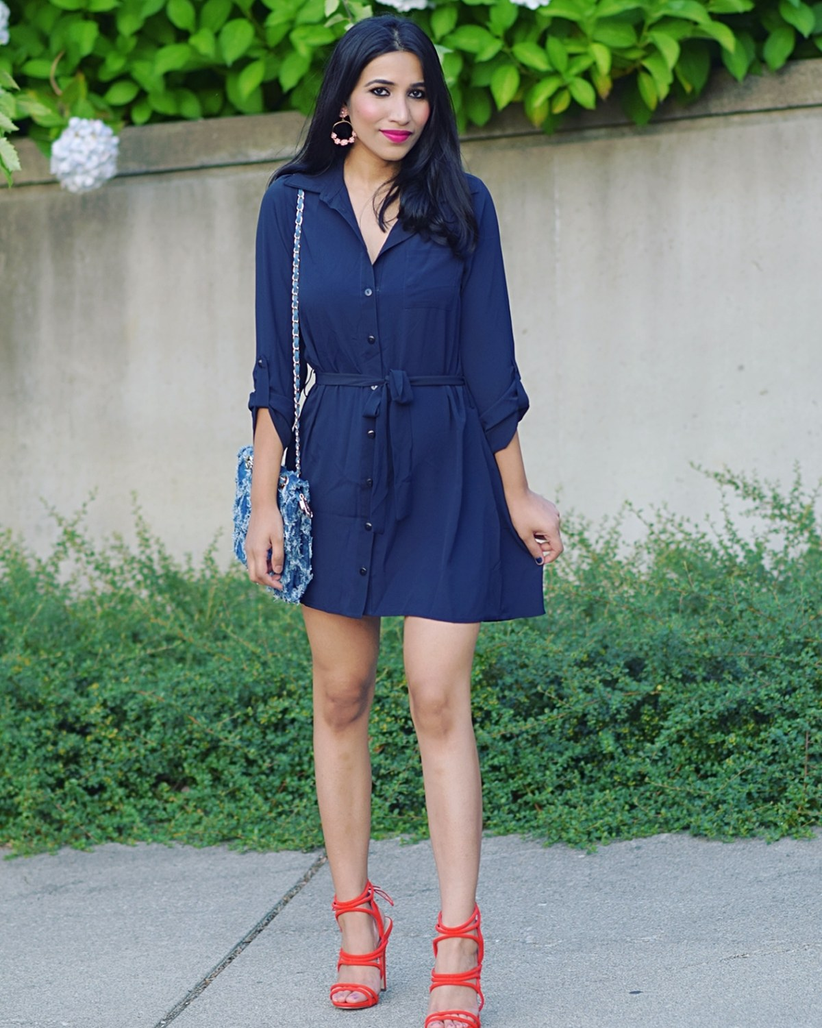 https://femmeluxefinery.com/products/navy-rolled-sleeves-shirt-dress-noa