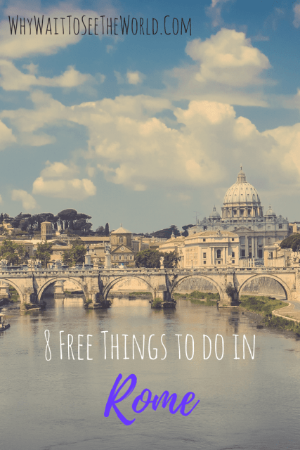 8 Free Things to do in Rome