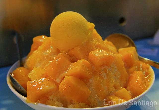Want to Try Taiwanese Cuisine? Then You Have to Try Mango Ice
