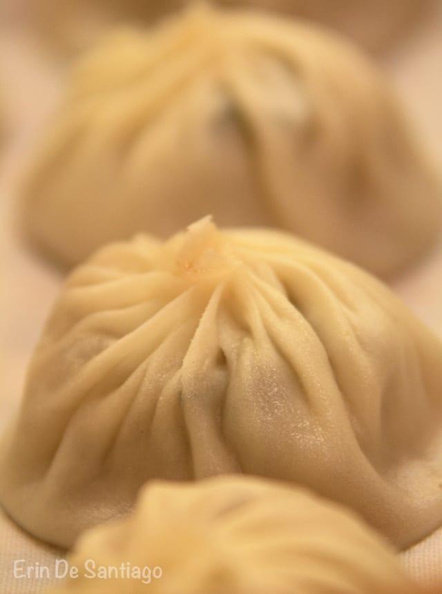 Xiao Long Bao - The Famous Soup Dumplings from Din Tai Fung in Taipei - A Staple in Taiwanese Cuisine