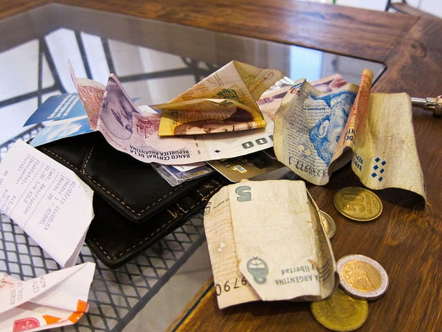 Be Sure to Hoard Your Coins While in Buenos Aires