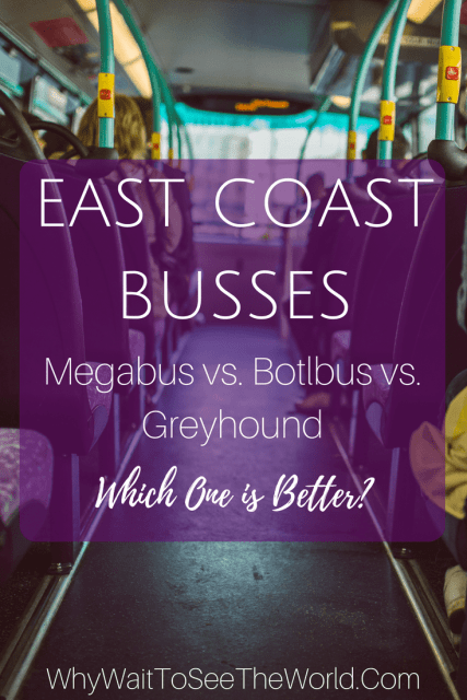 EAST COAST BUSSES