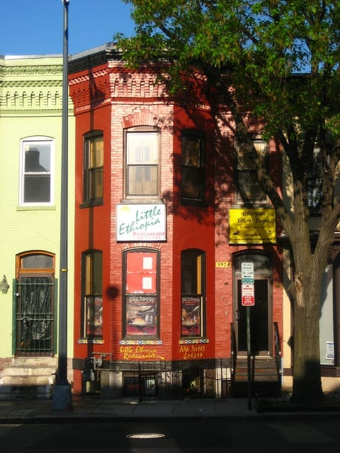 Eat Like a Local in DC - Visit Little Ethiopia