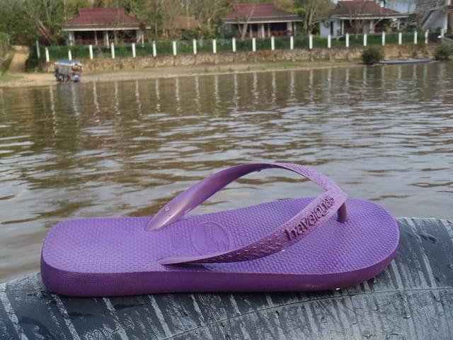 Travel Necessities - Flip Flops