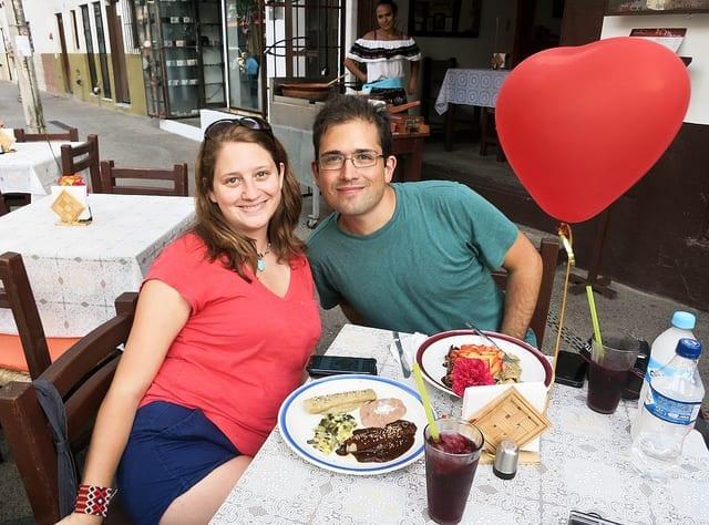 Celebrating Valentine's Day with Vallarta Eats