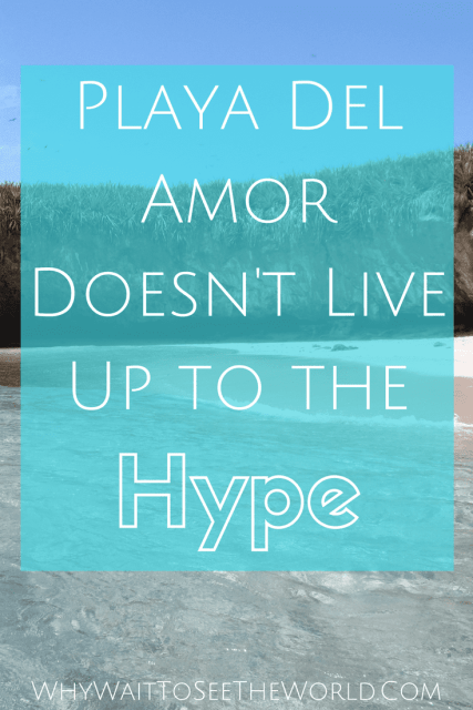 Why Playa Del Amor Didn't Live Up to the Hype