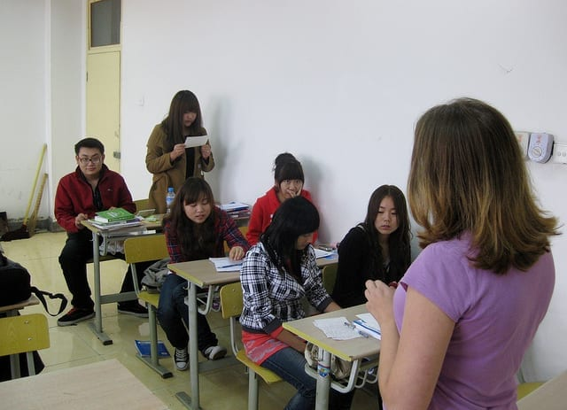 Teaching Students English in Asia - What Should I Major in for a Life of Travel
