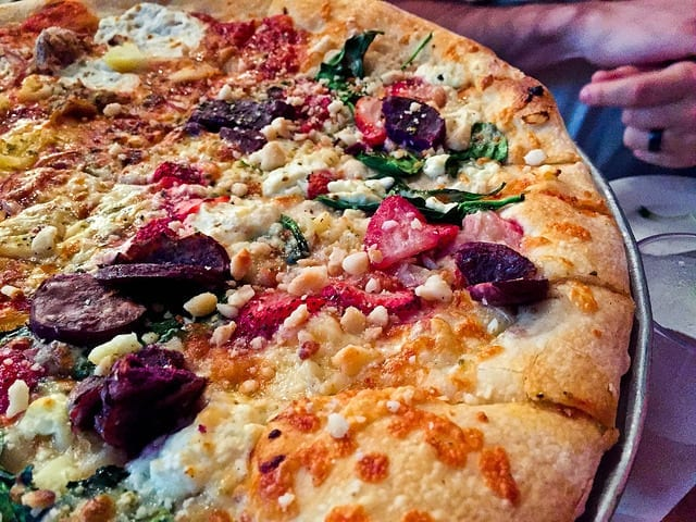 Pizza of the Day from Flatbread Company - Where to Eat in Maui