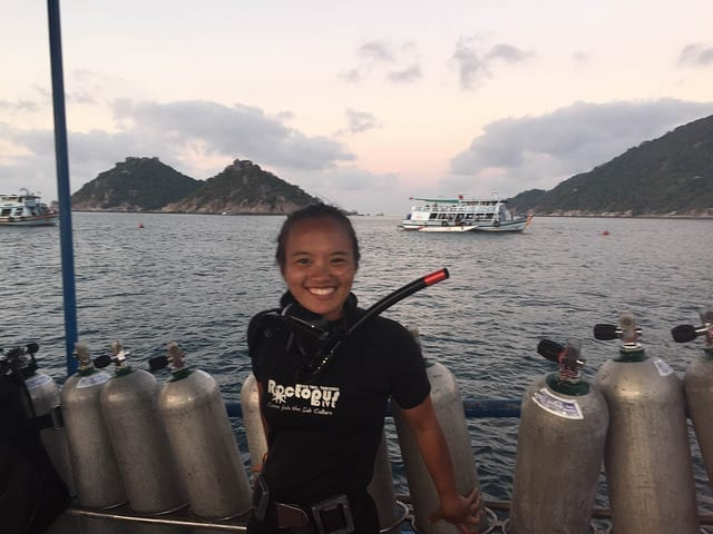 Scuba diving in koh tao thailand why wait to see the world - Dive in koh tao ...