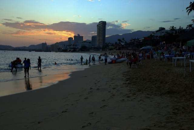 Is it safe to travel to Acapulco?