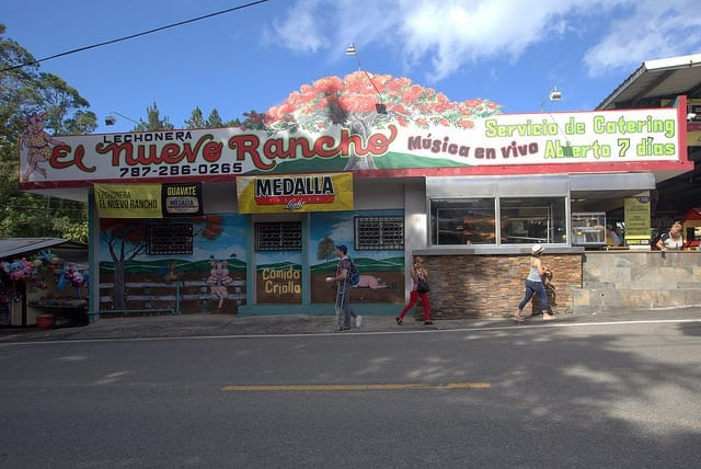 Where to Eat on Puerto Rico's Pork Highway