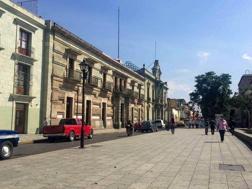 Downtown Oaxaca