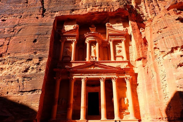 Petra in Jordan - How Safe is Jordan