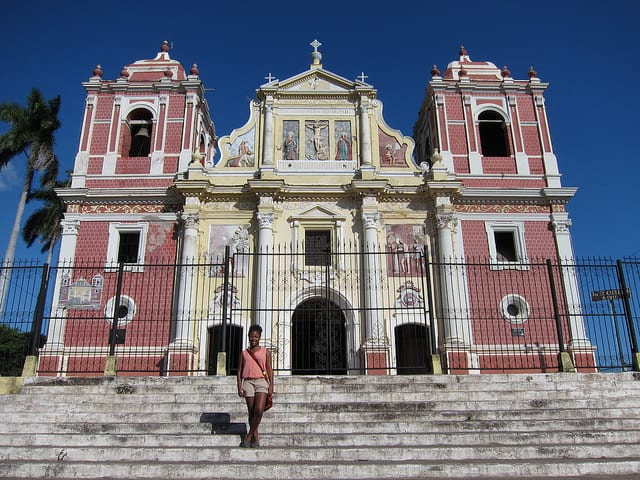 Exploring Leon, Nicaragua