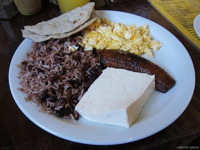 Eat Delicious Local Cuisine in Leon, Nicaragua